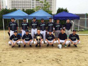 ジオソリューションズソフトボールチーム